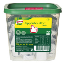 Knorr chicken bouillon 66 tablets