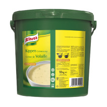 Knorr kippencremesoep 10kg poeder