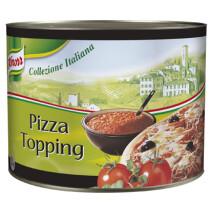 Pizzatopping 2L Knorr Collezione Italiana sauces