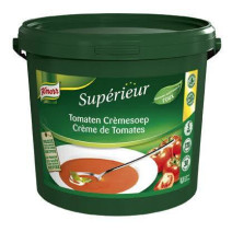 Knorr Superior Tomato Cream Soup 3kg