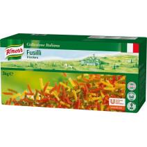 Knorr fusilli tricolore 3kg collezione italiana Pasta