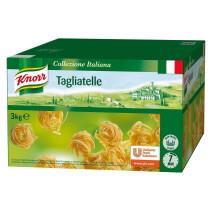 Knorr tagliatelle naturel 3kg collezione italiana