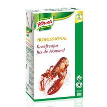 Knorr Professional liquid Lobster jus 1L brick