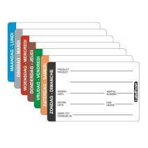 Labelfresh 500 labels Pro 70x45mm woensdag