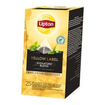 Lipton Yellow Label Black Tea EXCLUSIVE SELECTION 25pcs