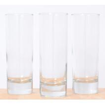 Longdrink glass 22cl Islande 3pcs Luminarc