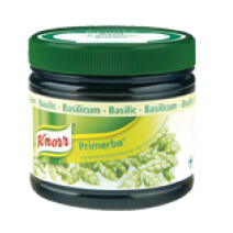 Knorr Primerba basil herb paste 340gr Professional