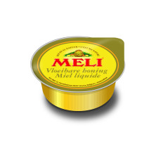 Meli liquid honey portions 60x20gr alu cups