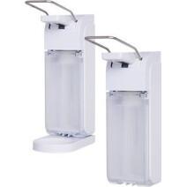 Metzger Universal Arm Lever Dispenser with handle 1pc HS1500T (Handafwasproducten)