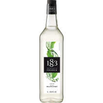 Routin 1883 Mojito Mint Flavouring Syrup 1L 0%