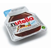 Ferrero Nutella hazelnut spread portions 120x15gr cups