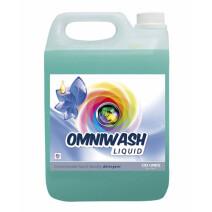 Omniwash Liquid Concentrated Laundry Detergent 5L Cid Lines