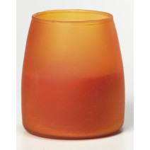 Soft Glow Candles Amber 6pcs Spaas 50h