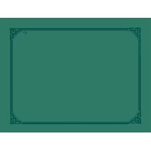 Paper Placemats Mountain Pine Green 31x42cm 500pcs Tork 474549