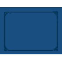 Paper Placemats midnight blue 31x42cm 500pcs Tork 474552