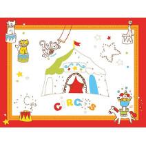Paper Placemats Circus 30x40cm 250pcs Duni