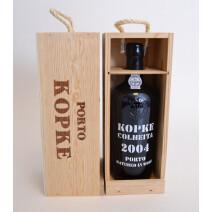 Port Kopke Colheita 2004 75cl 20% + Wooden Box