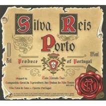 Port wine Silva Reis white 75cl 19%