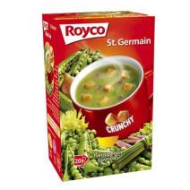 Royco minute soup st.germain+korstjes 20st crunchy