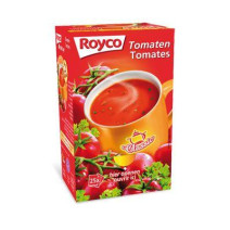 Royco Minute Soup tomatoes 25pc Classic