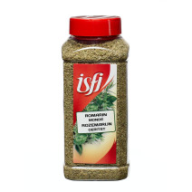 Rosemary Leaves Dried 300gr Pet Jar Isfi Spices