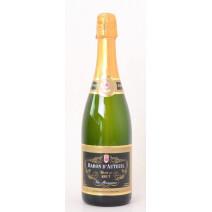Sparkling Wine Baron d'Auteuil 75cl Brut