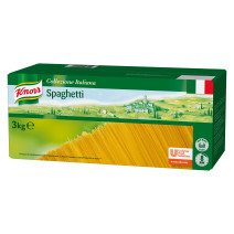 Spaghetti 3kg Knorr Collezione Italiana Pasta