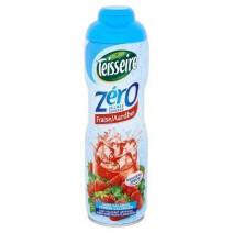 Teisseire Zero Strawberry syrup 60cl.