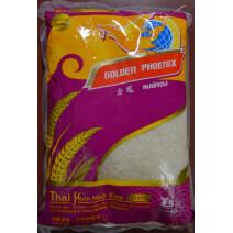 Thai Jasmine Rice 4,5kg AAA Golden Phoenix