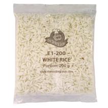 The Smiling Cook Witte Rijst voorgekookt 25x200gr porties Diepvries D'Lis Food
