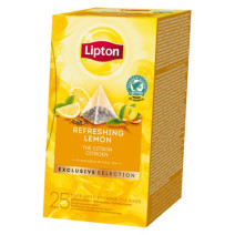 Lipton Tea Refreshing Lemon EXCLUSIVE SELECTION 25pcs