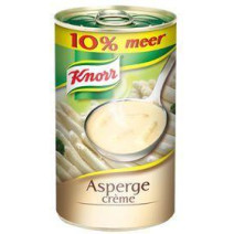 Knorr asparagus soup 51.5cl canned