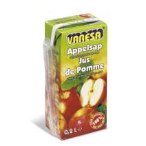 Appel juice Varesa 20cl Brick