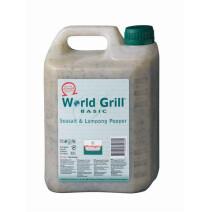 Verstegen Spices World Grill Marinade seasalt & lampong pepper 2.5L