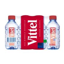 Water Vittel 24x33cl PET