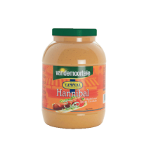 Hannibalsaus 3L PET Vleminckx
