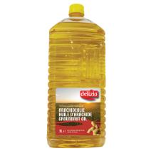 Delizio Arachide olie 3L Pet Fles