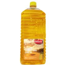 Delizio Maïsolie 3L Pet Fles