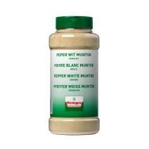 Verstegen White Pepper Muntok Powder 660gr PET Jar