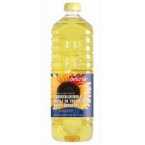 Sunflower oil 1L Delizio