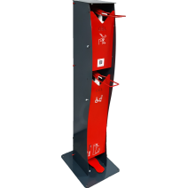 Metzger Dispenser with handle 1pc Cid Lines