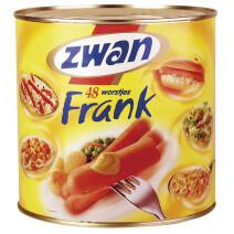 Zwan Frank sausages 48pcs