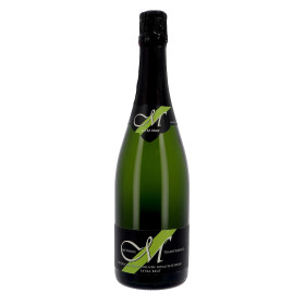 Belgian Sparkling Wine Extra Brut 75cl Winery Monteberg Dranouter