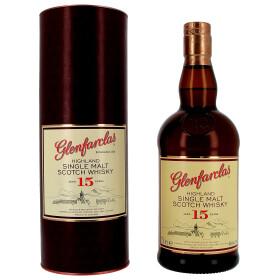 Glenfarclas 15 Years old 70cl 40% Highlands Single Malt Scotch Whisky