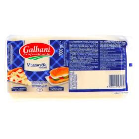 Cheese Mozzarella bloc 1kg Galbani