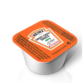Heinz Sauce Sweet Chilli cups 100x21ml