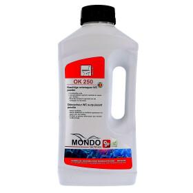 Drain cleaner OK 250 powder 1kg Mondo Chemicals