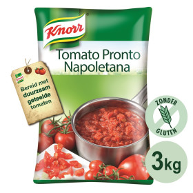 Knorr Napoletana tomato sauce 3kg bag Collezione Italiana
