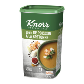 Knorr Breton fish soup 1.10kg Professional