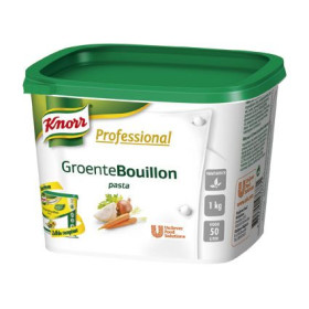 Knorr Gourmet vegetable bouillon paste 1kg